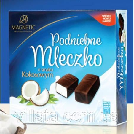 """Конфеты """"Птичье молоко со вкусом кокоса""""  Magnetic"""