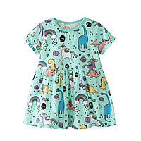 Платье для девочки Сон Jumping Meters