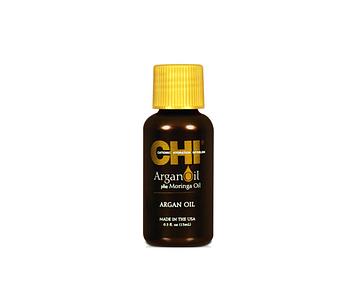 Восстанавливающее масло для волос CHI Argan Oil Plus Moringa Oil 15 мл