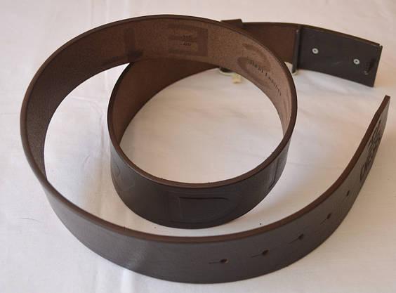 Кожаный мужской ремень DIESEL18 (копия), фото 3