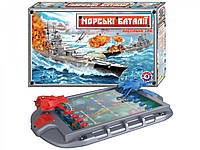 Настольная игра Морской бой Технок Украина 1110