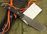 Нож пожарников и спасателей CRKT MAK 1, фото 4
