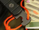 Нож пожарников и спасателей CRKT MAK 1, фото 6