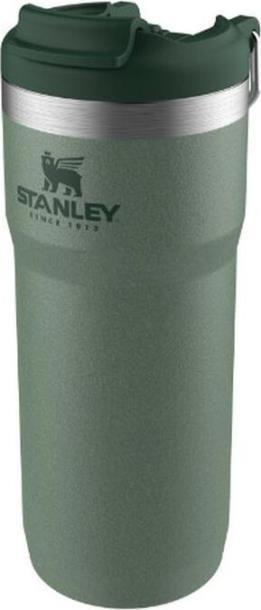 Термокружка STANLEY CLASSIC 0,47L TWIN LOCK ЗЕЛЕНФЯ (10-06443-015)