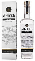 Водка Менск в коробке 0.5 л Беларусь