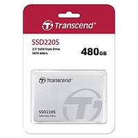 SSD накопитель 480Gb Transcend SSD220S Premium TS480GSSD220S