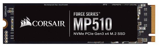 SSD накопитель Corsair Force MP510 960 GB (CSSD-F960GBMP510)