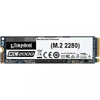 SSD накопитель Kingston KC2000 500 GB (SKC2000M8/500G), фото 1