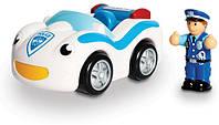 Игрушка WOW TOYS Cop Car Cody Полицейский автомобиль, фото 1