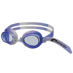 Очки для плавания Spokey JELLYFISH для детей Фиолетовые s0142, КОД: 213011