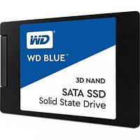 SSD накопитель WD SSD Blue 250 GB (WDS250G2B0A), фото 1