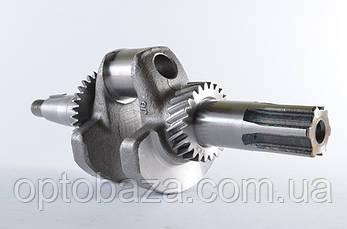 Коленчатый вал под шлиц для двигателей 6.5 л.с. (168F), фото 2