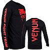 Реглан Venum Pro Team 2.0 Long Sleeve T-Shirt Red Devil (V-2025)