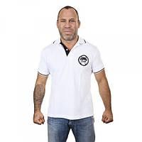 Футболка Venum All sports Polo - White (EU-VENUM-0566), фото 1