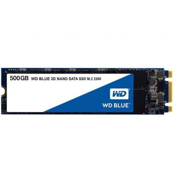 SSD накопитель WD SSD Blue M.2 500 GB (S500G2B0B)