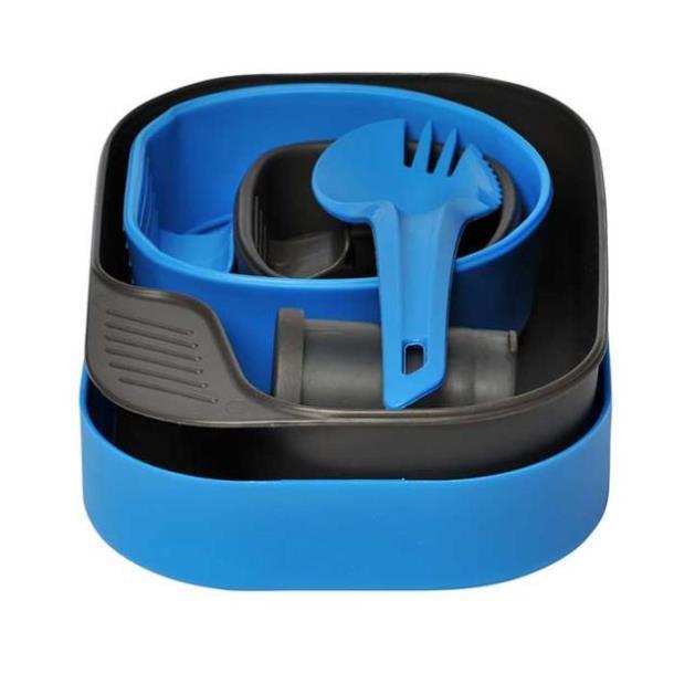 Wildo Набор для 2 человек Camp-A-Box Duo Complete Light Blue   (6545)