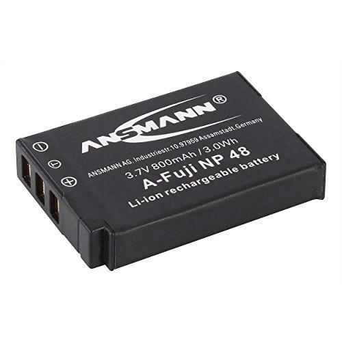 Аккумулятор Ansmann A-Fuj NP48 800mAh 3,7V для цифровых камер Fujifilm XQ1