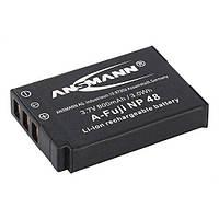 Аккумулятор Ansmann A-Fuj NP48 800mAh 3,7V для цифровых камер Fujifilm XQ1, фото 1