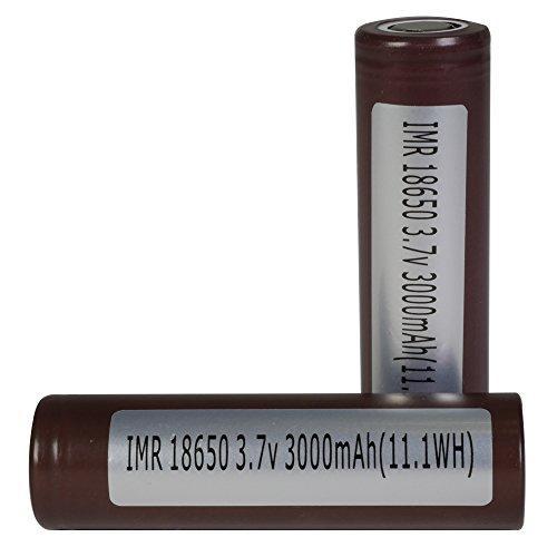 Аккумулятор LG INR 18650 HG2 3000 mAh, 3.7V, 20A для электронных сигарет