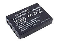 Батарея AMSAHR DMW-BCG10E для Panasonic Lumix DMC-TZ10, DMC-TZ10K, Lumix DMC-TZ10N, Lumix DMC-TZ10R