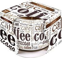 Ароматическая свеча BISPOL Кофе
