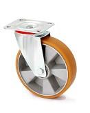 Усиленное колесо алюминий/полиуретан