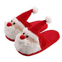 Тапочки-кигуруми Kronos Top Дед Мороз размер 36-39 stet1232, КОД: 943818
