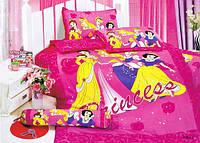 Подростковое постельное белье Дисней Принцессы  SSPD686