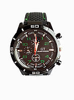 Часы мужские кварцевые GТ-200G Черный, КОД: 115922