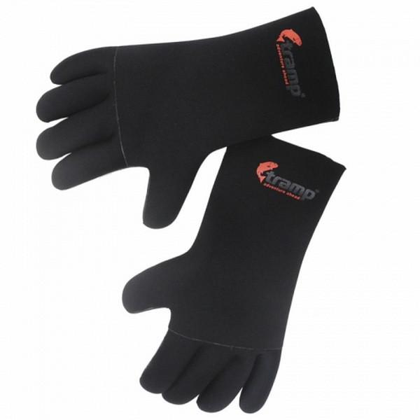 Перчатки водонепроницаемые Tramp TRGB-001 (р.L), черные
