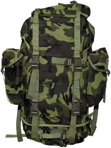Армейский рюкзак 65л ночной камуфляж MFH 30253J