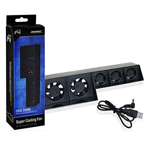 Вентилятор охлаждения для PS4 игровой консоли Dobe TP4-005