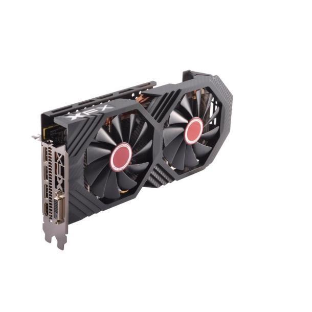 Видеокарта XFX Radeon RX 580 GTS XXX Edition 8Гб (RX-580P8DFD6)