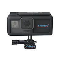 Рамка з зарядним пристроєм SheIngKa для GoPro hero 5/6/7 Black