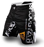 Шорты для ММА PunchTown Frakas Apocalypse Shorts Black (PT-SHTS-SUB)