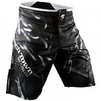 Шорты ММА PunchTown Frakas Chainz Shorts Black (PT-Chainz)