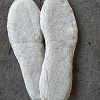 Стельки осень-зима для обуви Фетр+овчина, фото 1