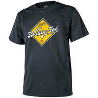 Футболка Helikon T-Shirt Road Sign Black TS-HRS-CO-01 размеры XL,XXL,XXXL