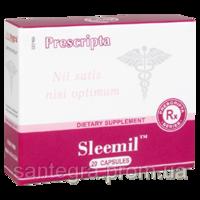 Sleemil (20) [Слимил]:бессонница, успокоительное, стресс