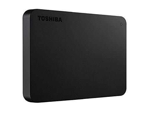 Внешний жесткий диск Toshiba Canvio Basics 1 TB (HDTB410EK3AA)