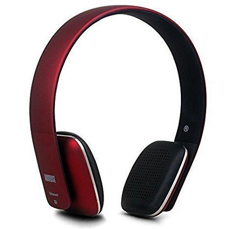 Гарнитура AUGUST EP636R Bluetooth v4.0 Red