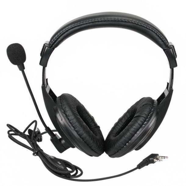 Радиогарнитура Retevis Walkie Talkie Headset Earpiece Kenwood