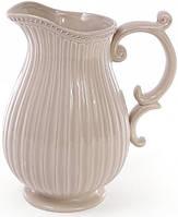 Кувшин керамический Stone Flower 1700 мл Бежевый sni32311356, КОД: 1218460