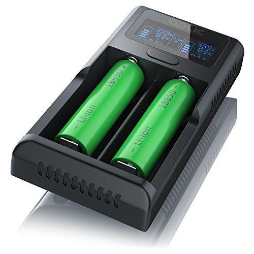 Зарядное устройство CSL-Computer APLIC USB для литий-ионных аккумуляторов 2x500 мАч (2x1000 мАч)