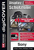 Защитная пленка ЖК-экрана digiCOVER B4143 для камер Sony DSC-RX1R II (2 шт.)