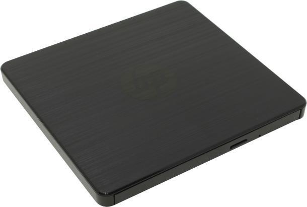 Внешний оптический привод DVD RAM & DVD±R/RW & CDRW HP GP70N F2B56AA USB2.0 EXT RTL
