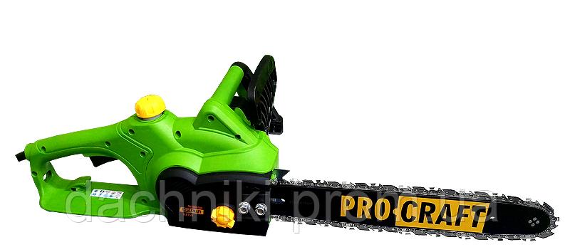 Электропила ProCraft K2350 (1шина\1цепь)
