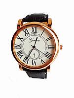 Часы мужские Geneva Черные, КОД: 115901