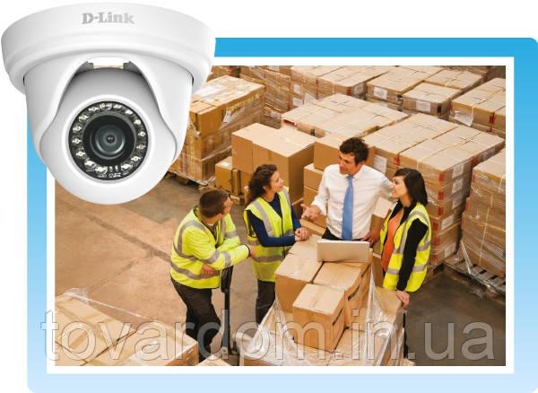 Сетевая камера D-Link DCS