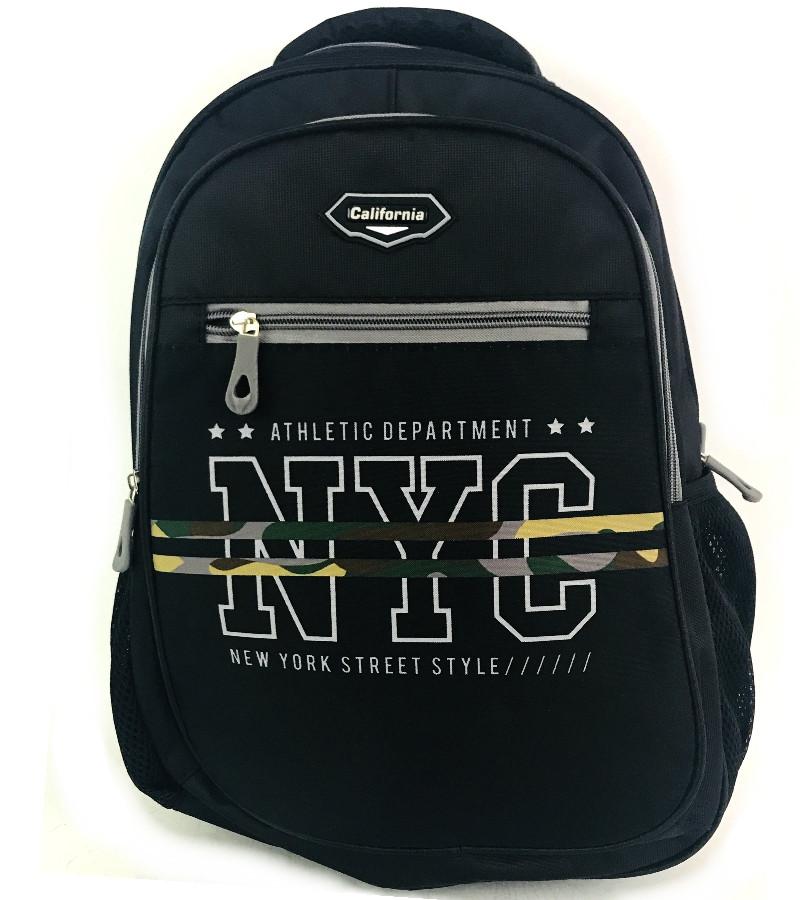 """Качественный школьный рюкзак """"California M 980458"""""""